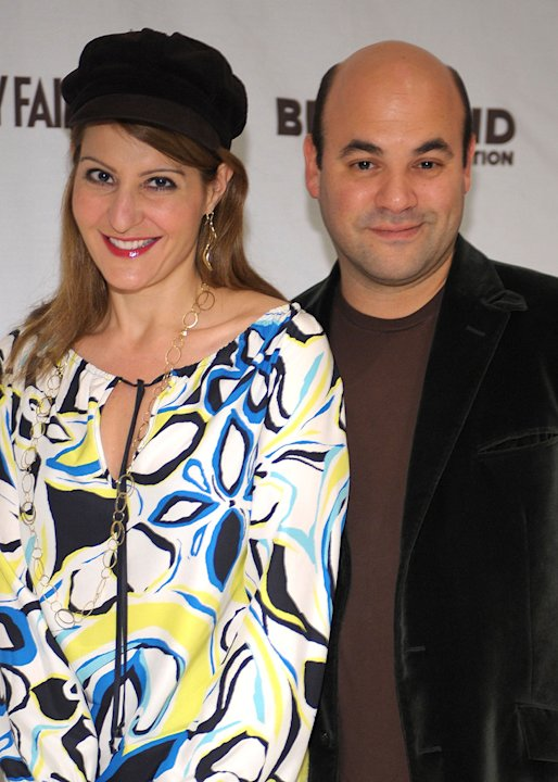 Nia Vardalos 2009 Ian Gomez