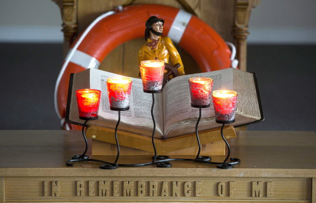 N.S. church holds special service for lost fishermen