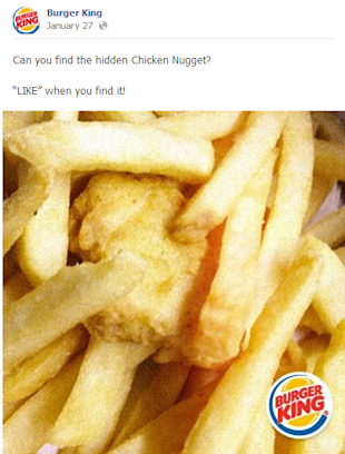 Social Media Marketing: Do This, Not That image smm burger king