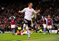 Chris Baird scored a late winner for Fulham
