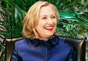 Hillary Clinton | Photo Credits: JP Yim/Getty Images
