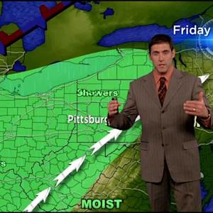 KDKA-TV Nightly Forecast (12/18)