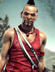 """Far Cry 3"" nutter Vaas, the 2013 Canadian Videogame Awards' Best New Character"