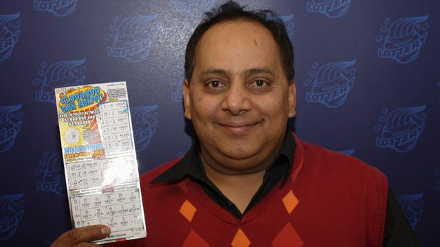 Coroner: Lotto Winner Was Poisoned