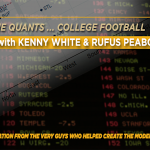 The Quants' Week 15 college picks