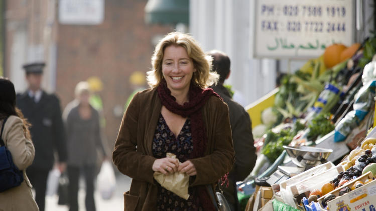 Emma Thompson Last Chance Harvey Production Stills Overture 2008