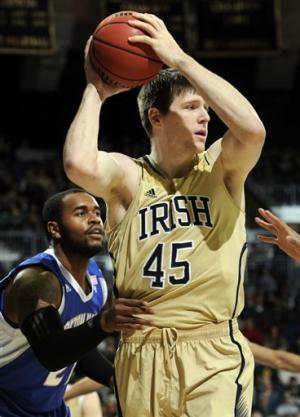 Martin's 3-pointers lead No. 21 Irish to 93-74 win