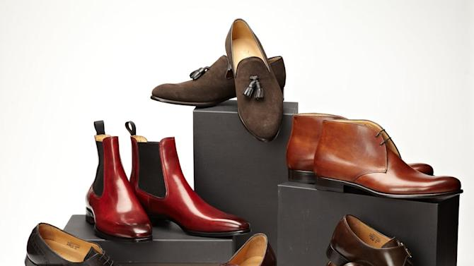 Start-up thinks outside the (shoe)box with top menswear