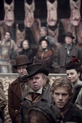 Timothy Spall in DreamWorks Pictures' Sweeney Todd: The Demon Barber of Fleet Street