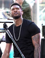 Usher's Stepson Taken Off Life Support