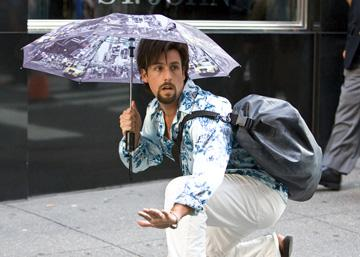 Adam Sandler in Columbia Pictures' You Don't Mess With the Zohan