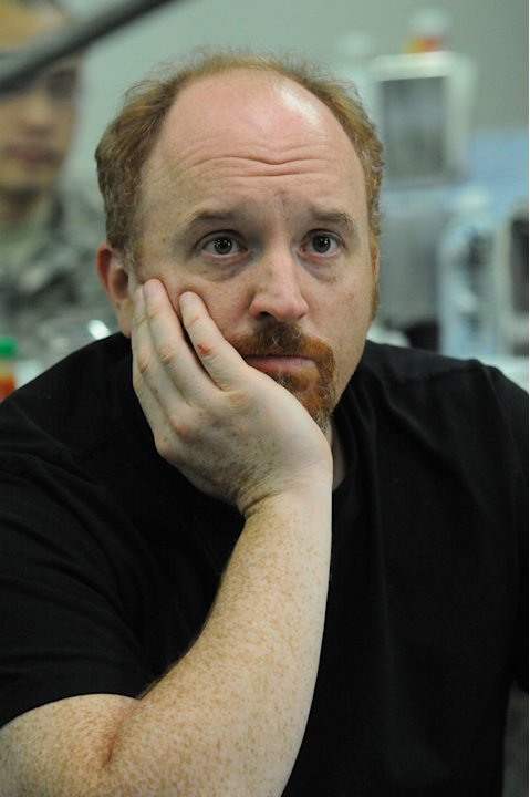 "Louis C. K. stars in ""Louie."""