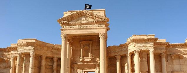 IS claims mass execution in Palmyra, Syria