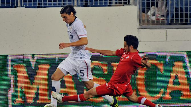 2012 CONCACAF Men's Olympic Qualifying - Day 3