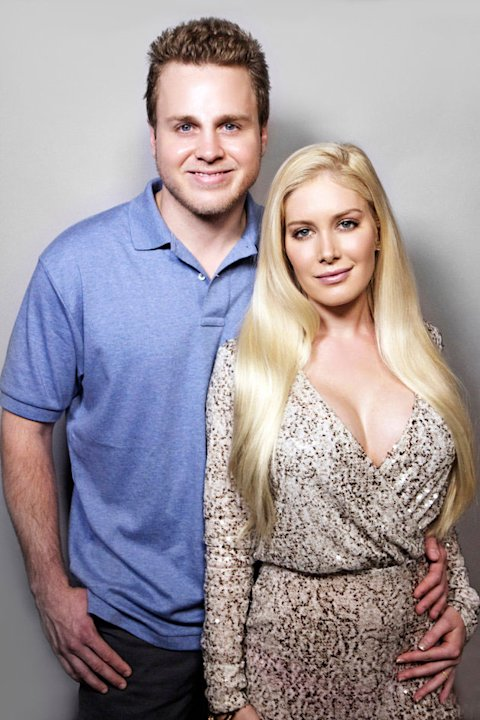 Celebrity Big Brother 2013: Spencer Pratt and Heidi Montag started off in American show The Hills but have also joined the Big Brother crew.
