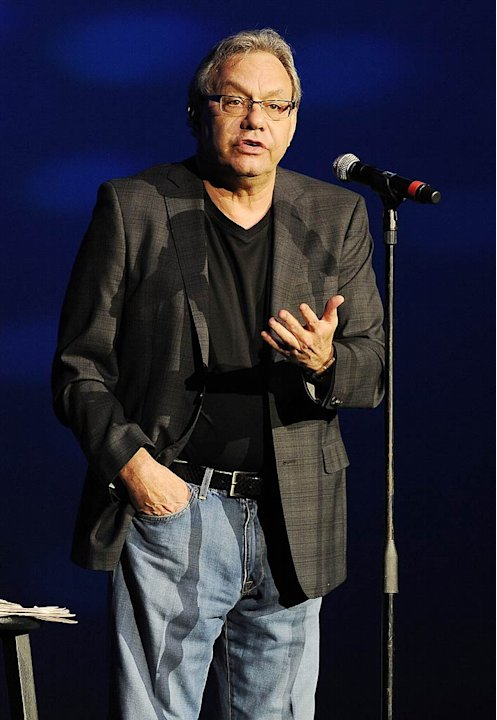 Lewis Black Hard Rock Concert