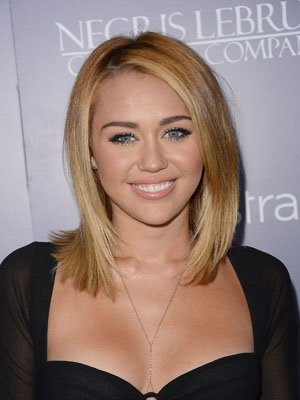 how to cut hair like miley cyrus