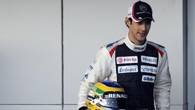 Bruno Senna (AFP)