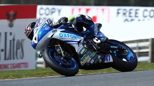 Oulton BSB: Cooper targets Supersport top six