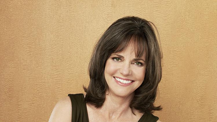 "Sally Field in the ABC series ""Brothers & Sisters"""