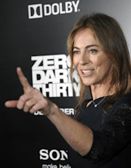 Director Kathryn Bigelow defended her film Zero Dark Thirty