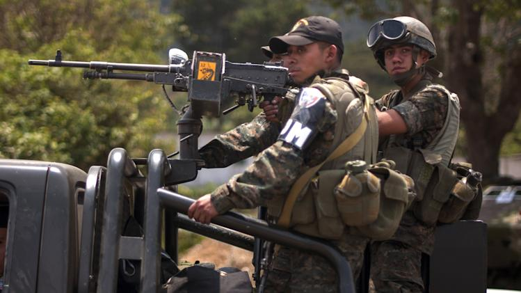 Guatemala cracks down on anti-mine protests