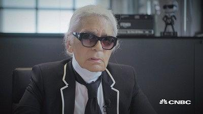 The past, the present and the future of Karl Lagerfeld