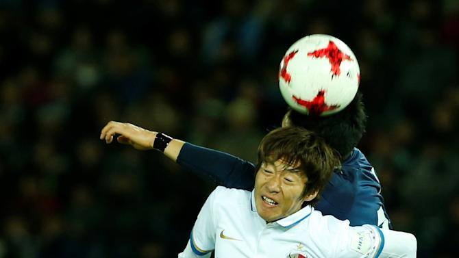 Football Soccer - Kashima Antlers v Auckland City - FIFA Club World Cup Match - First Round
