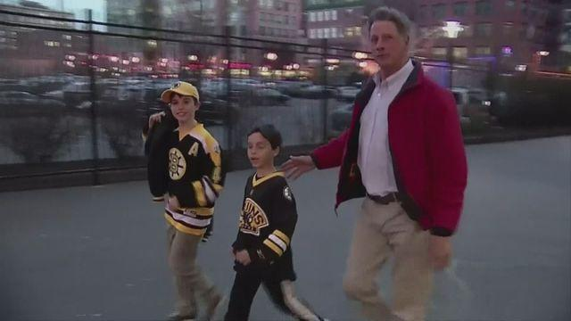 Boston Bruins: 'Special night' for a 'special city' [AMBIENT]