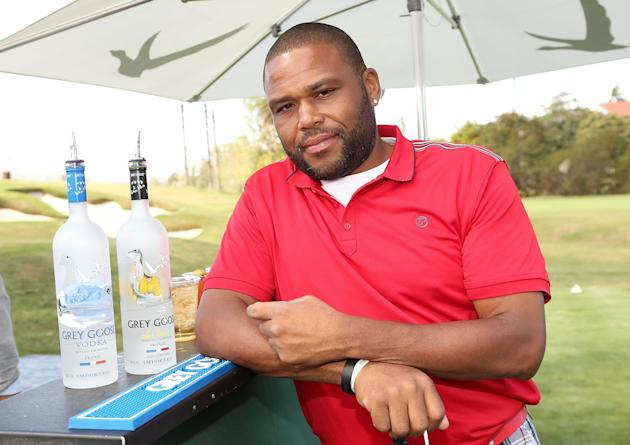 GREY GOOSE Cocktails At The Halle Berry Celebrity Golf Classic At Wilshire Country Club