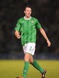 Jonny Evans has been sidelined with a groin injury