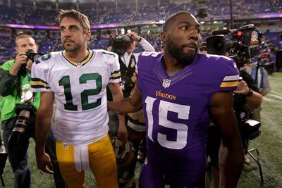 Greg Jennings has come a long way since his days with the Packers