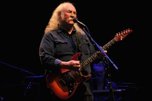 David Crosby Talks New Solo Album, Hopes for CSNY Reunion Tour