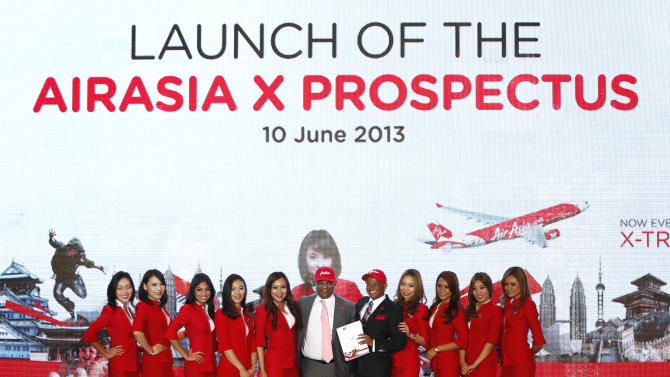 AirAsia X eyes $275 million in share sale