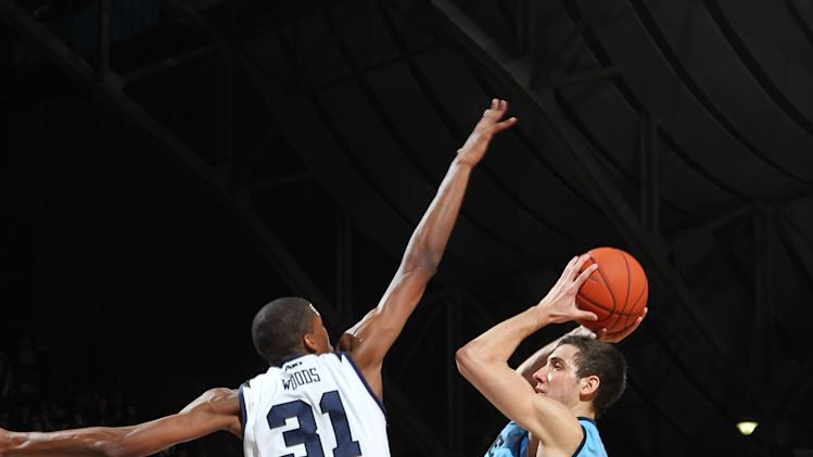 NCAA Basketball: Rhode Island at Butler