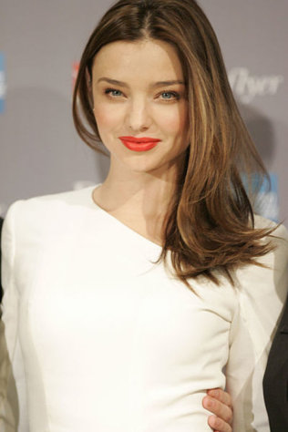 Miranda Kerr is a timeless beauty, no matter what she wears.