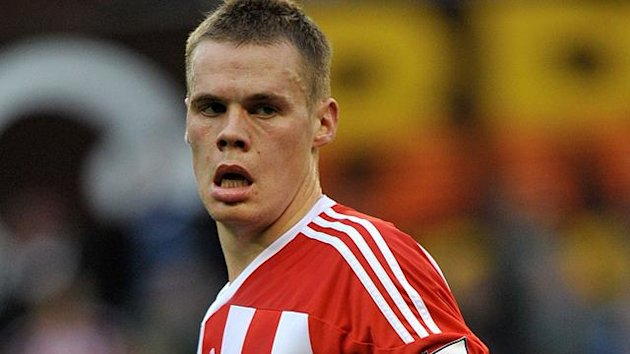 Ryan Shawcross of Stoke City