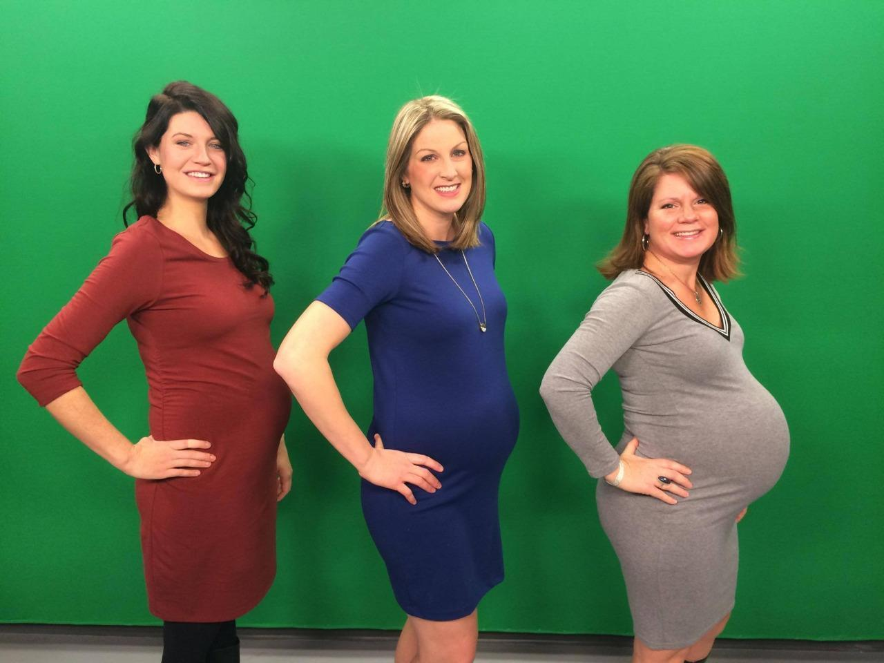 Boss Shuts Down Bullies Who Taunted Pregnant Meteorologist on Facebook