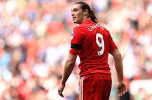 Brendan Rodgers: I'm happy to have Andy Carroll at Liverpool