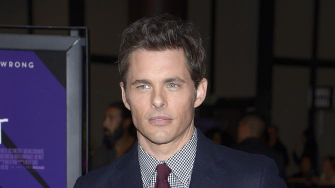 "James Marsden attends a screening of ""The Loft"" in Los Angeles"