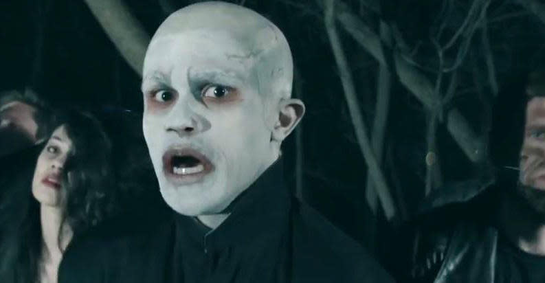 Lord Voldemort's 'Uptown Funk' parody is magical