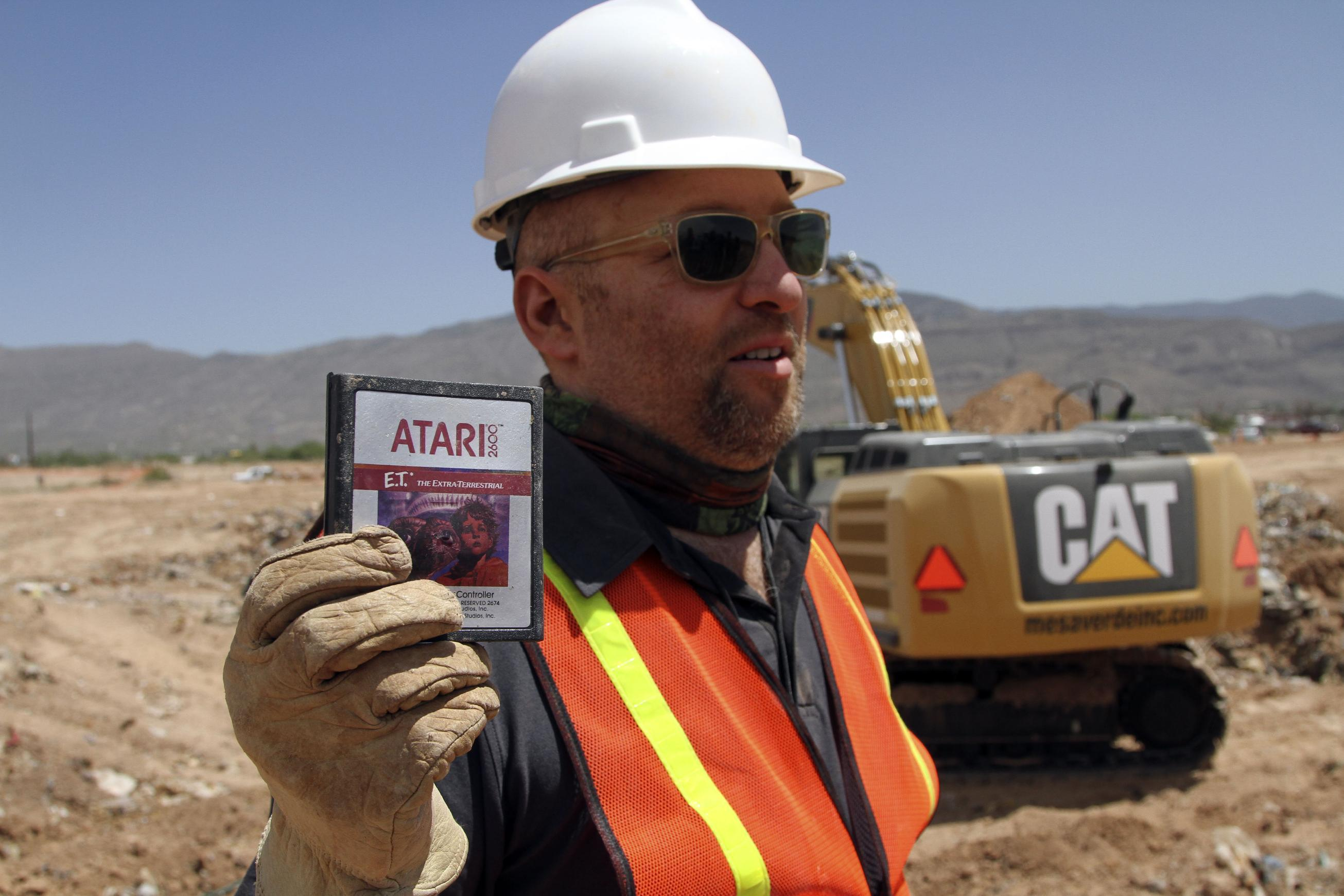 Sales of unearthed Atari games total more than $100,000