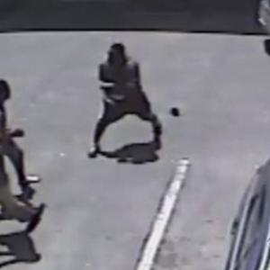 MMA gas station clerk ends robbery in progress