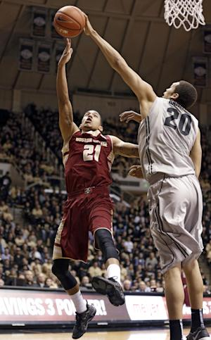 Purdue pulls away from Boston College 88-67