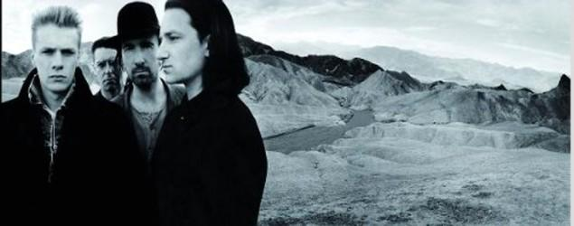 Iconic Joshua tree on U2 album cover vandalized