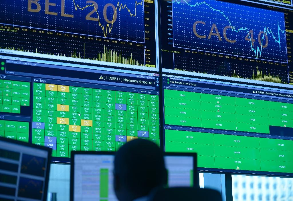 Global stock markets experience renewed volatility