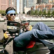 Uday Chopra Spotted Flipping Through YOMICS Graphic Novel On 'Dhoom 3' Sets
