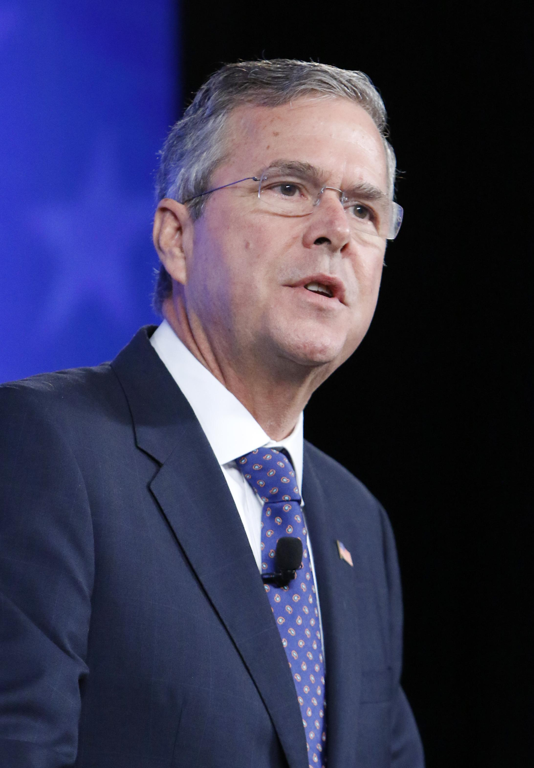 Bush, Christie rise in defense of Patriot Act