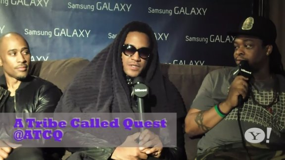 Q-Tip From A Tribe Called …