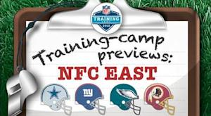NFC East training-camp reports